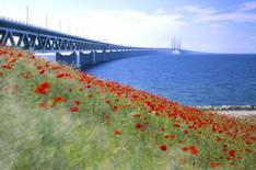 Öresundbrücke Kopenhagen Malmö
