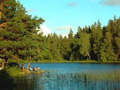 Naturparke Schweden