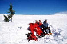 Ski-Urlaub Schweden